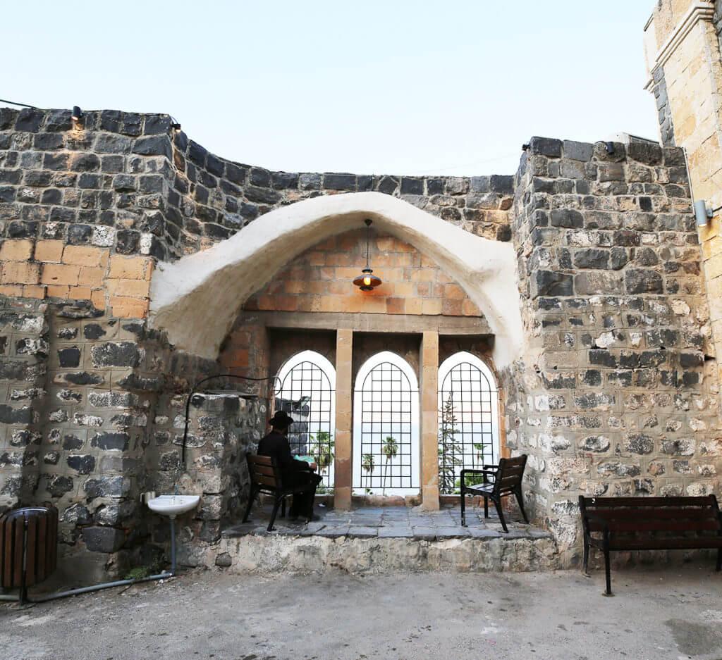 קבר רבי מאיר בעל הנס